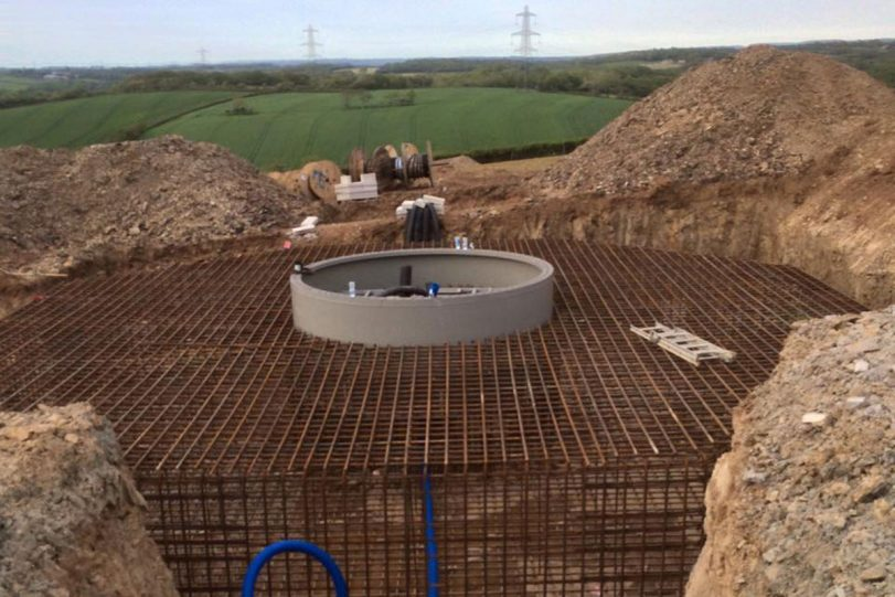 Wind Turbine Installation services Cornwall